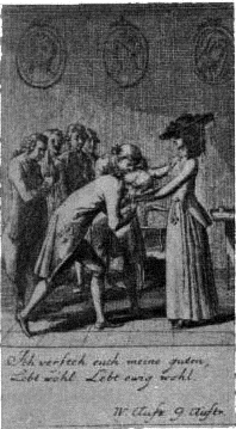 Kabale und Liebe: Lady Milford
