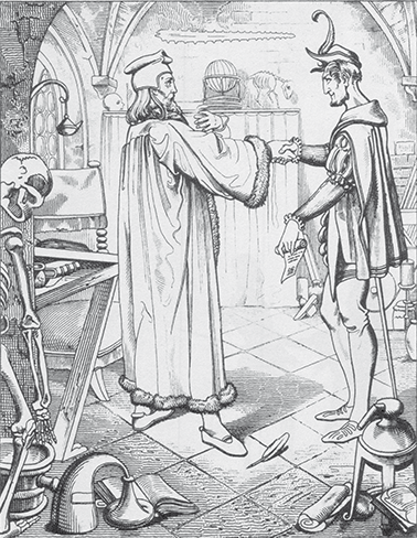 Faust I: Der Pakt mit dem Teufel