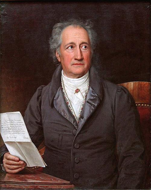 Autoren: Johann Wolfgang von Goethe