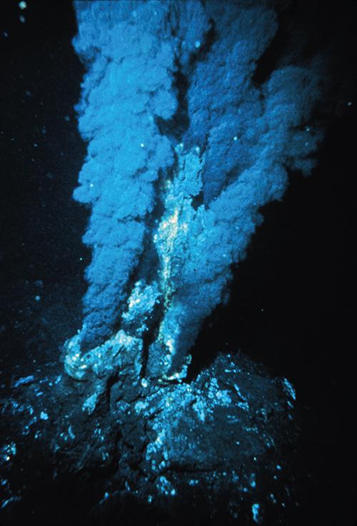 Hydrosphäre: Submarines Relief