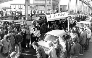 Weltpolitik nach 1945: Die Deutsche Wiedervereinigung