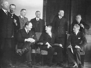 Nationalsozialismus: Aufbau des NS-Staates