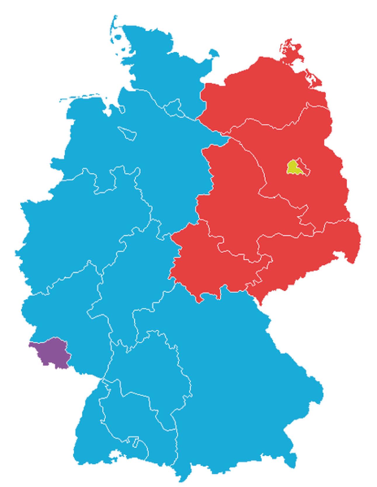 Deutschland im internationalen Kontext: Geschichte BRD und DDR bis 1990