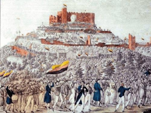 Deutsche Geschichte im 19. Jahrhundert: Restauration