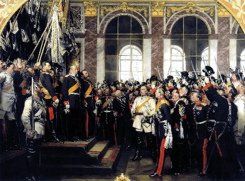 Deutsche Geschichte im 19. Jahrhundert: Reichsgründung und Bismarckzeit