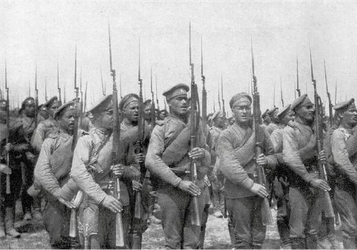 Das Revolutionsjahr 1917: Voraussetzungen Februarrevolution