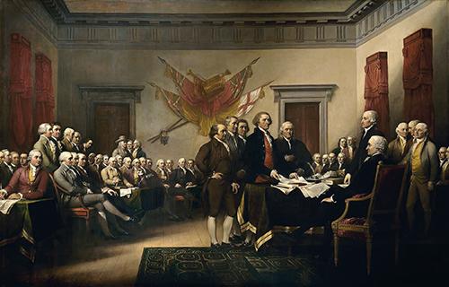 Geschichte der USA: Amerikanische Revolution