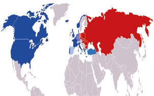 Weltpolitik nach 1945: Containment