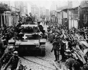 Nationalsozialismus: Vom Überfall auf Polen zum Vernichtungskrieg