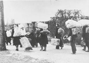 Weltpolitik nach 1945: 1945-49 in Deutschland