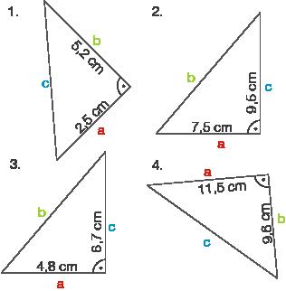 satz des pythagoras fl chens tze am rechtwinkligen dreieck mathe digitales schulbuch. Black Bedroom Furniture Sets. Home Design Ideas