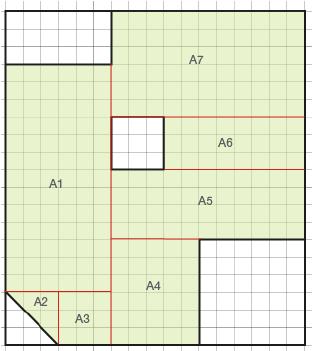 fl chen erg nzen und berechnen digitales schulbuch mathe. Black Bedroom Furniture Sets. Home Design Ideas
