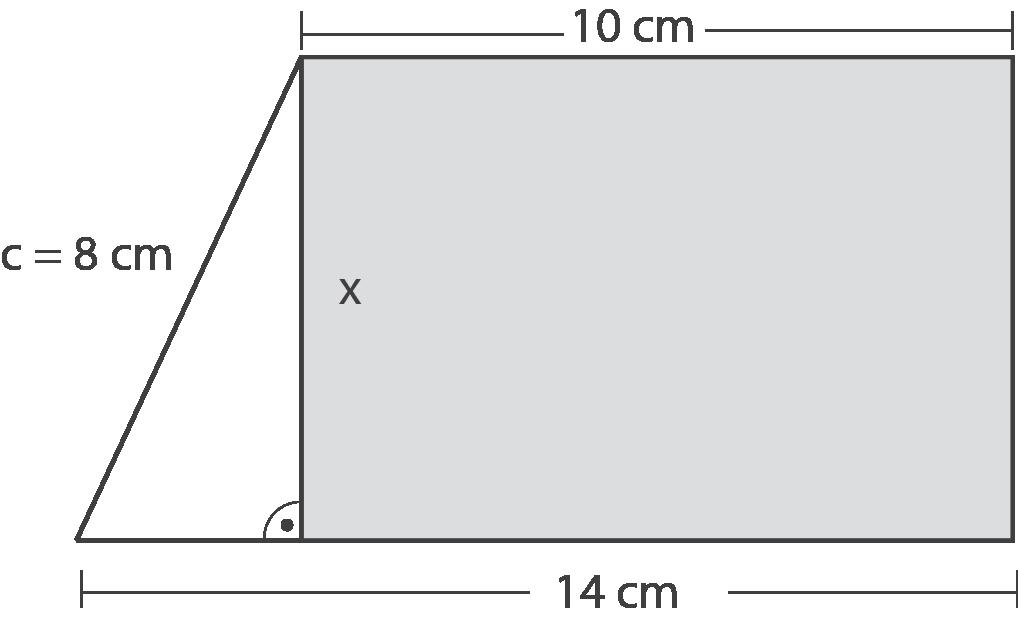 Ähnlichkeit und Pythagoras: Besonderes Vieleck