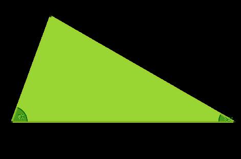 Flächen: Dreiecke