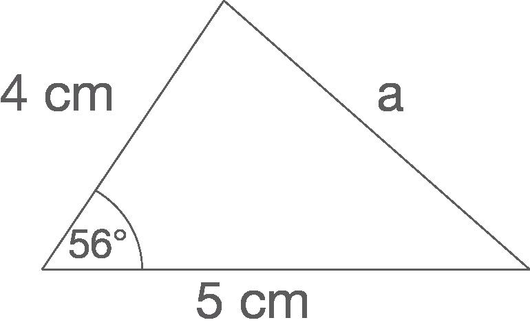 Trigonometrie: Allgemeines Vieleck