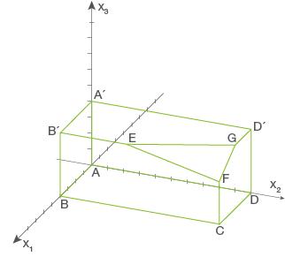 Aufgabe 2 - Analytische Geometrie