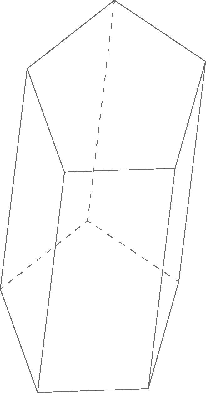 Prismen: Darstellung als Netz
