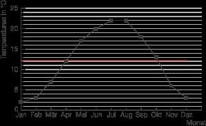 Daten darstellen und beurteilen: Liniendiagramm
