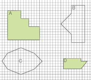 fl chen zerlegen und berechnen digitales schulbuch mathe. Black Bedroom Furniture Sets. Home Design Ideas