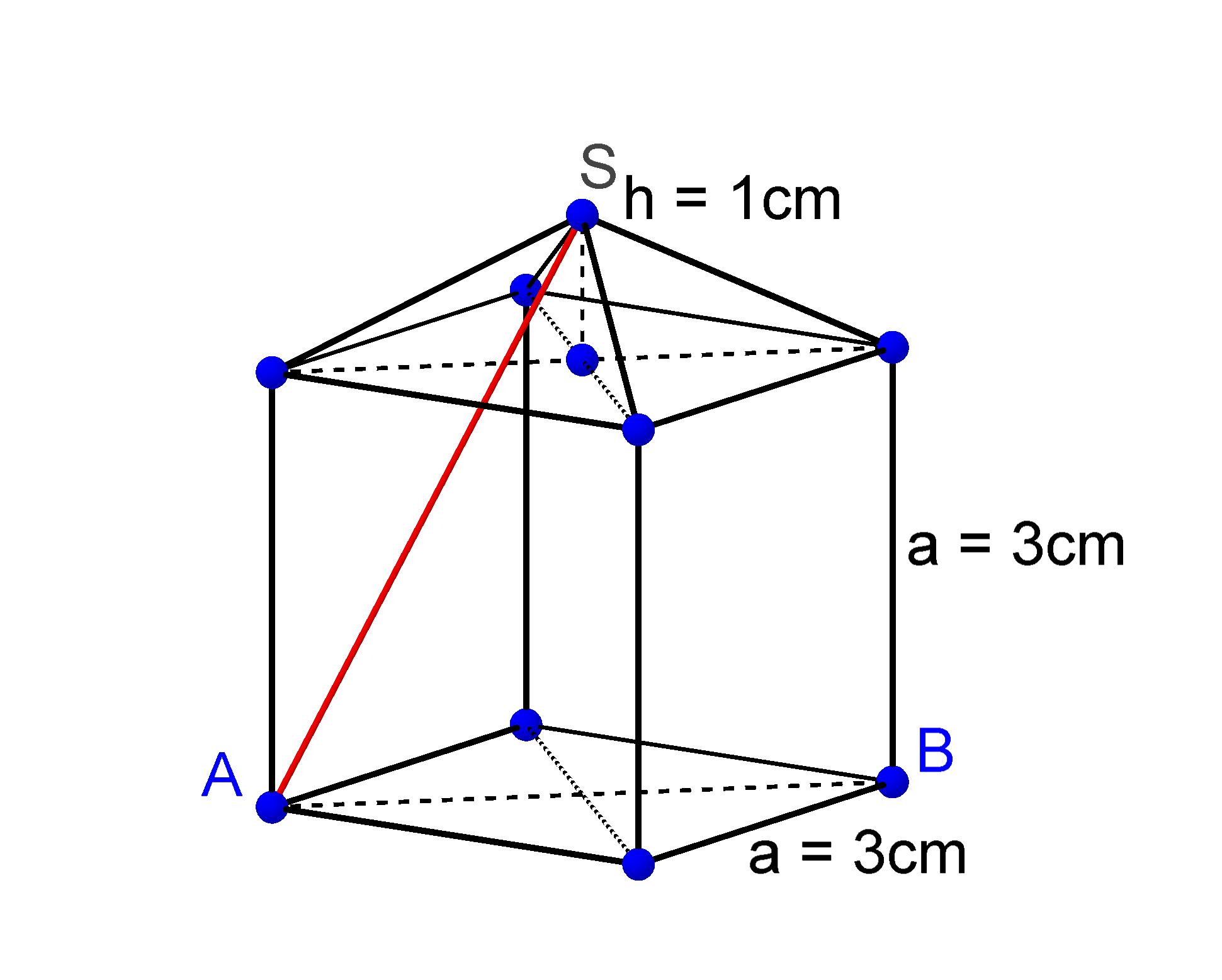 hnlichkeit und pythagoras berechnungen in k rpern. Black Bedroom Furniture Sets. Home Design Ideas