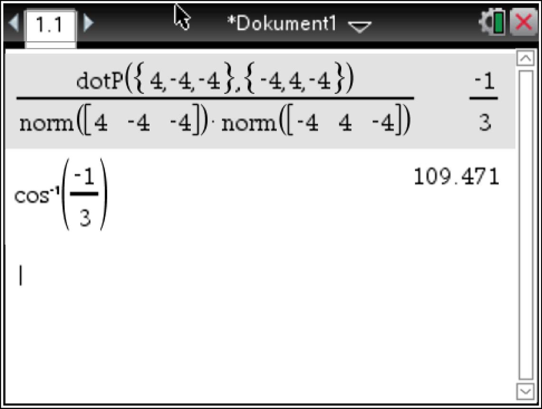 Analytische Geometrie 2.1