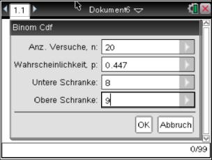Stochastik 3.2