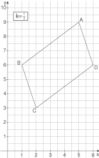 Sachrechnen: Orthogonale Affinität