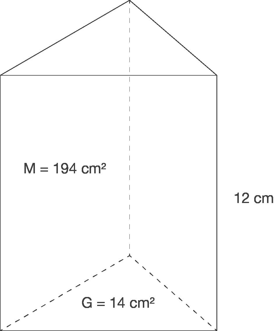 Oberfläche und Volumen - Prismen - Mathe - Digitales Schulbuch ...