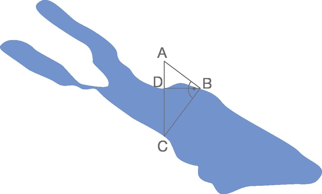 Dreieck: Kathetensatz
