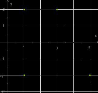 fl chenberechnung im koordinatensystem fl cheninhalt ebener vielecke mathe digitales. Black Bedroom Furniture Sets. Home Design Ideas