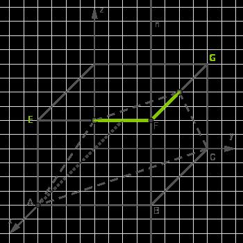 pflichtaufgabe 2 analytische geometrie mathe abi 2018. Black Bedroom Furniture Sets. Home Design Ideas