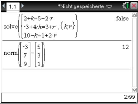 analytische geometrie 2 1 mathe abi 2014 in berlin. Black Bedroom Furniture Sets. Home Design Ideas