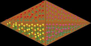 Vierecke und Vielecke: Rhombus und Raute