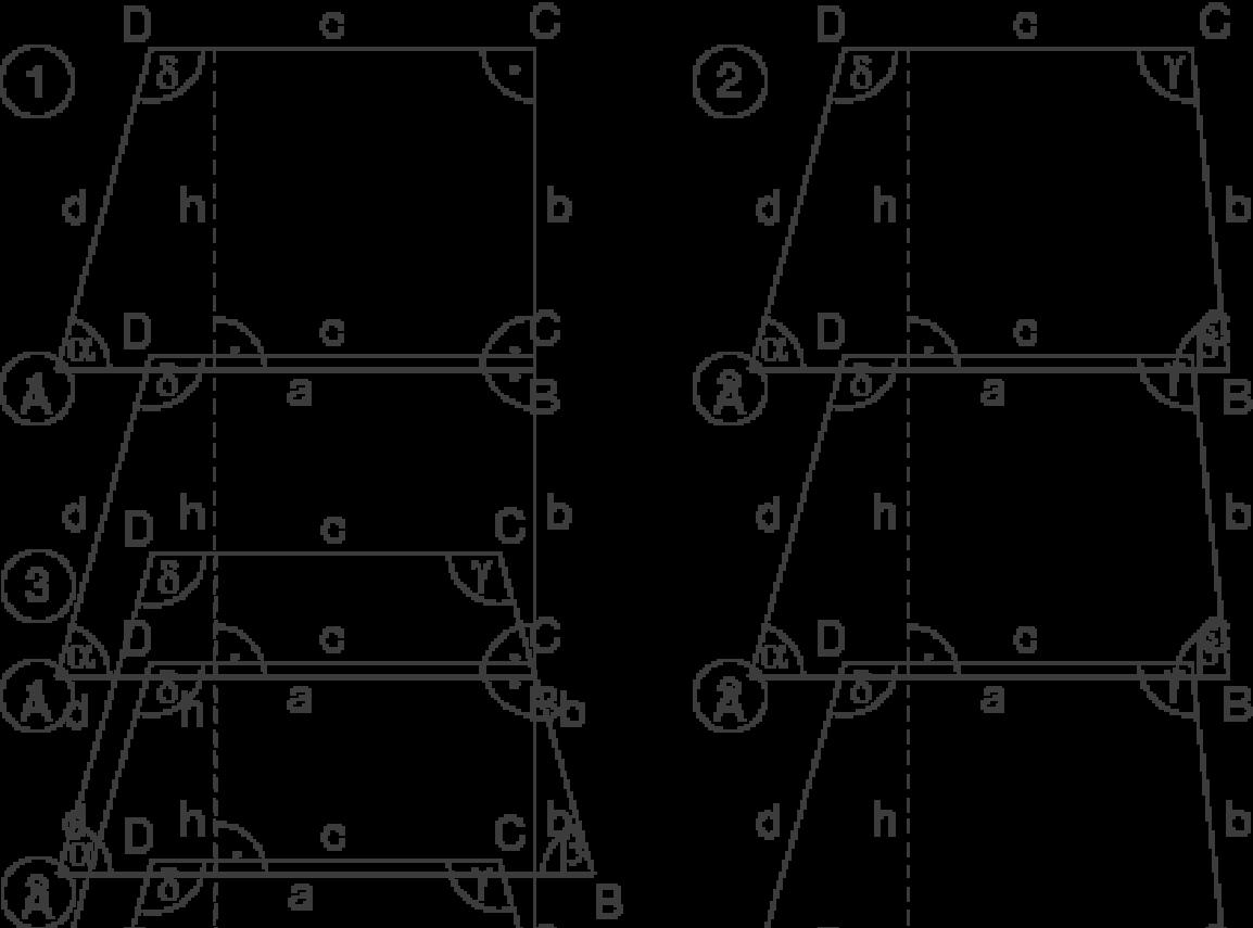Trapez - Geometrie in der Ebene - Mathe - Digitales Schulbuch ...