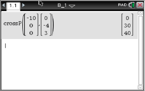 Analytische Geometrie 3.1