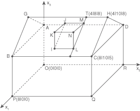 geometrie pr fungsteil b mathe abi 2014 in bayern. Black Bedroom Furniture Sets. Home Design Ideas