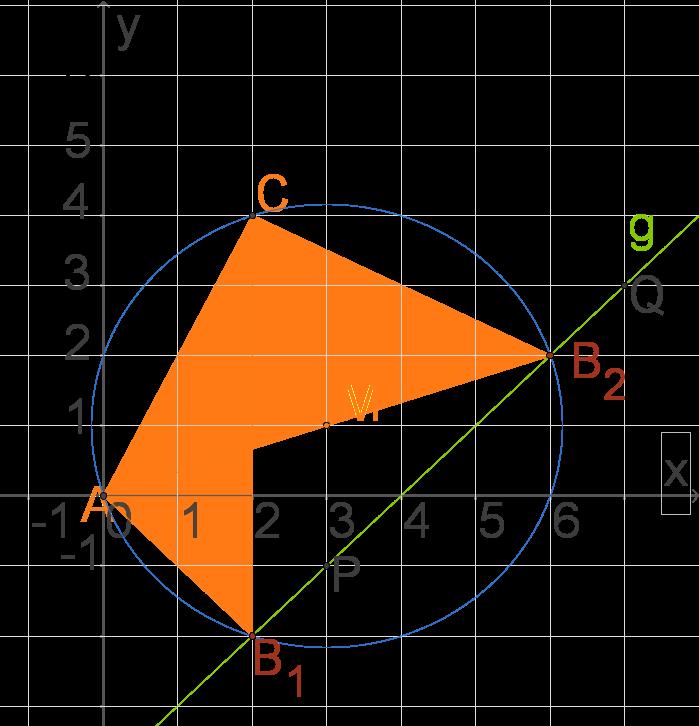 geometrische orte umkreis und inkreis eines dreiecks. Black Bedroom Furniture Sets. Home Design Ideas