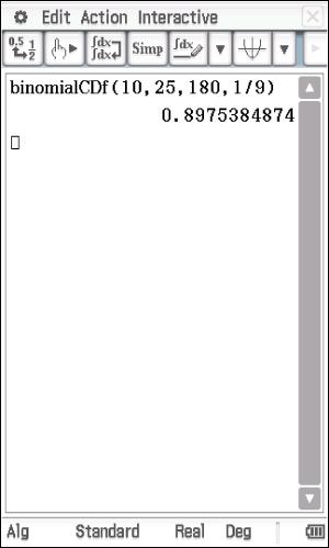 Stochastik Prüfungsteil B