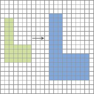 Figuren vergrößern und verkleinern - Geometrie - Mathe - Digitales ...