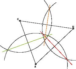 Flächen: Mittelsenkrechte
